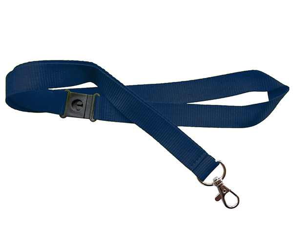 Navy Blue Lanyards 289C